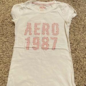 Aeropostale tee shirt. Size small.